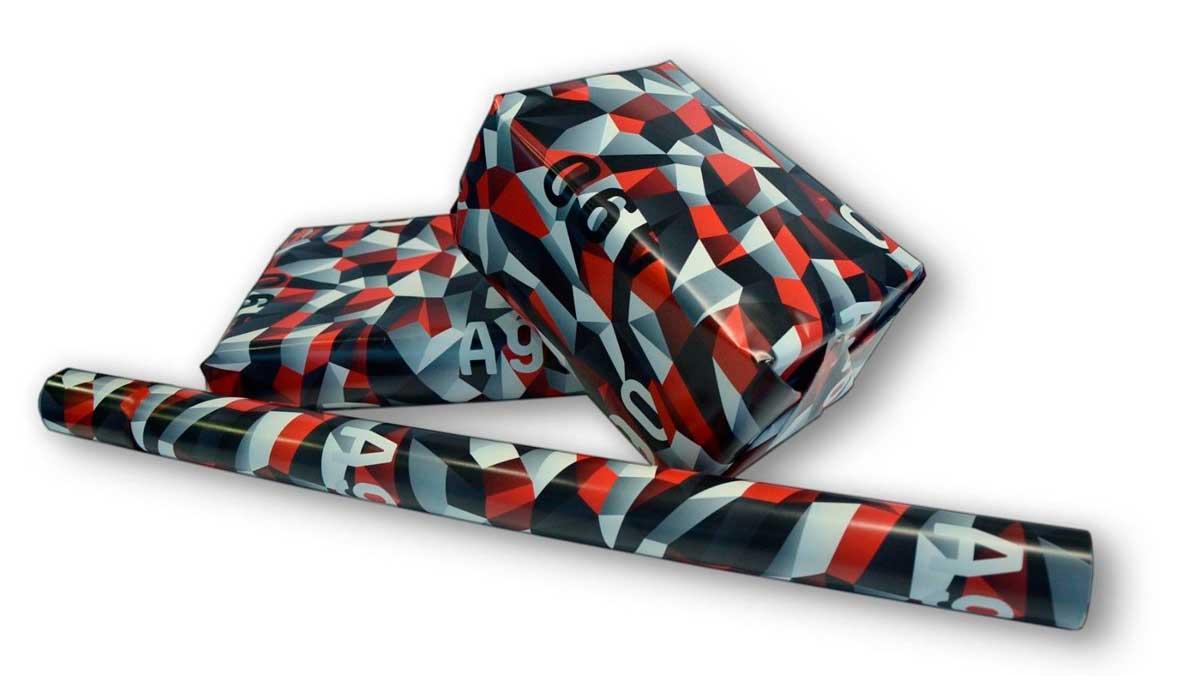 Papel de regalo Toyota Supra