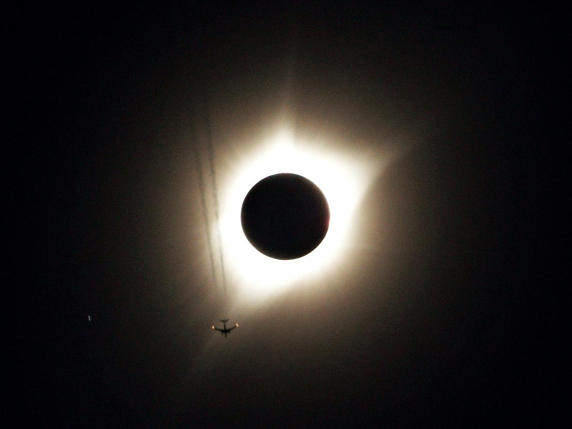 There were only a few precious minutes to photograph the total solar eclipse on August 21, 2017.