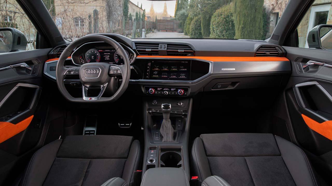 Prueba Audi Q3 35 TFSI