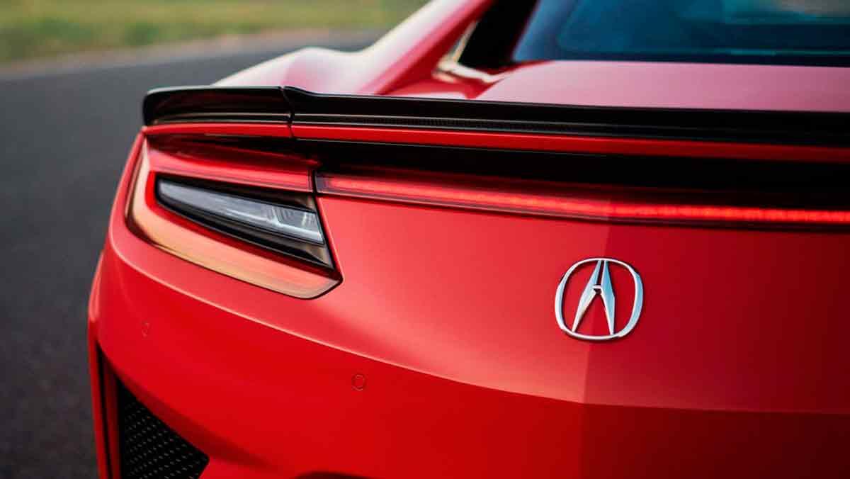 Por Que Honda Es Acura En Los Estados Unidos Topgear Es