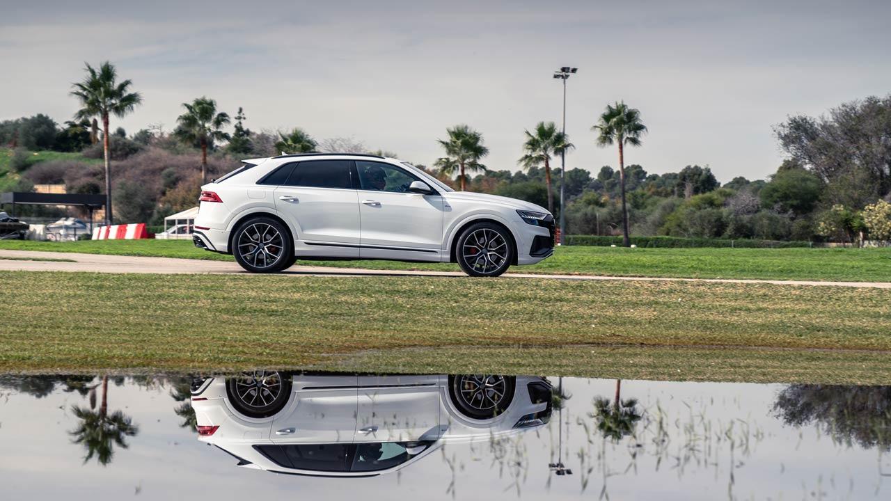 Desafíos Audi Q8