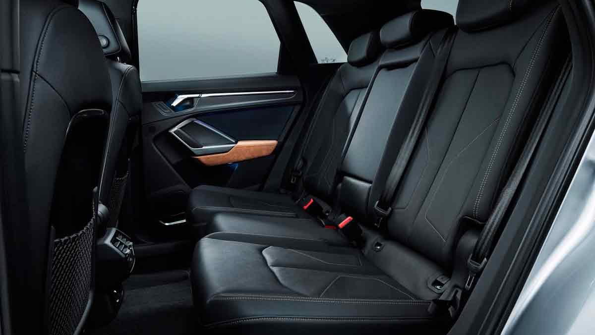 Asientos traseros Audi Q3 2019