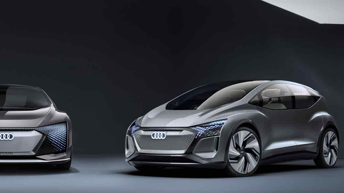 Audi prototipos