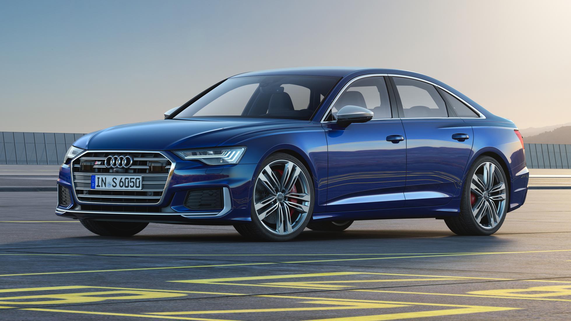 2021 Audi S6 Redesign