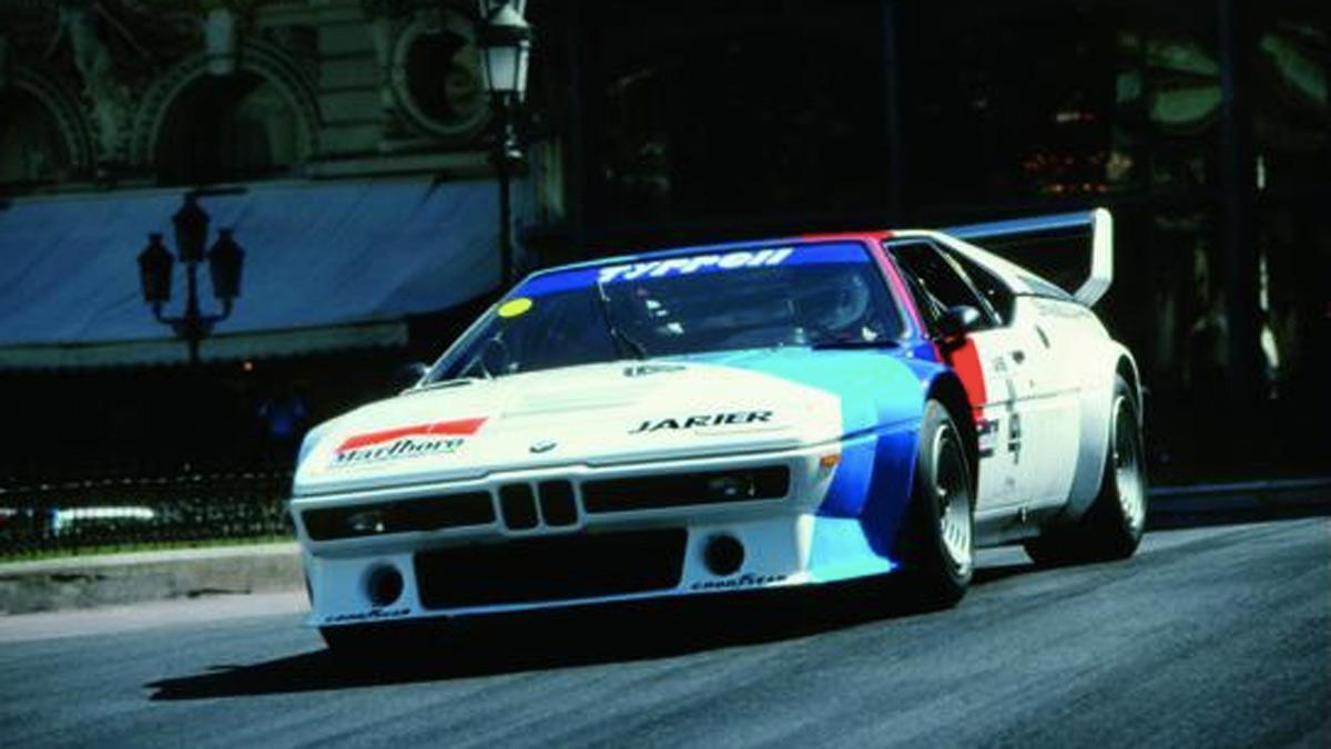 BMW M1 Procar Series, carrera 2