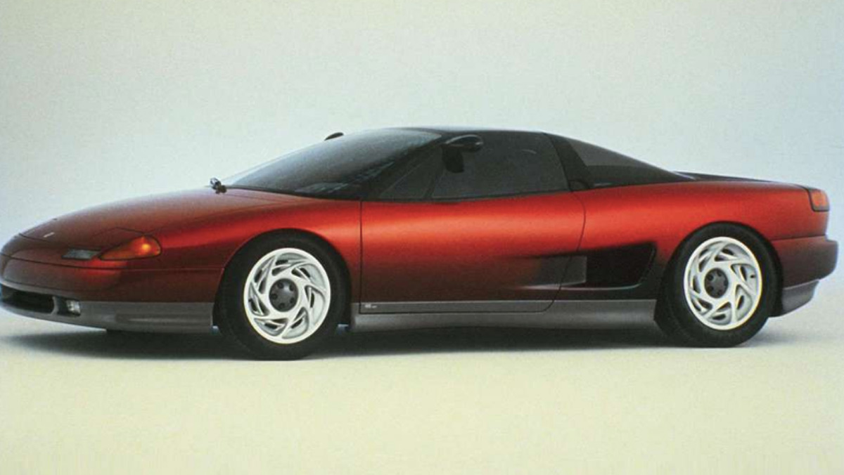 Chrysler compra Lamborghini, Dodge Intrepid