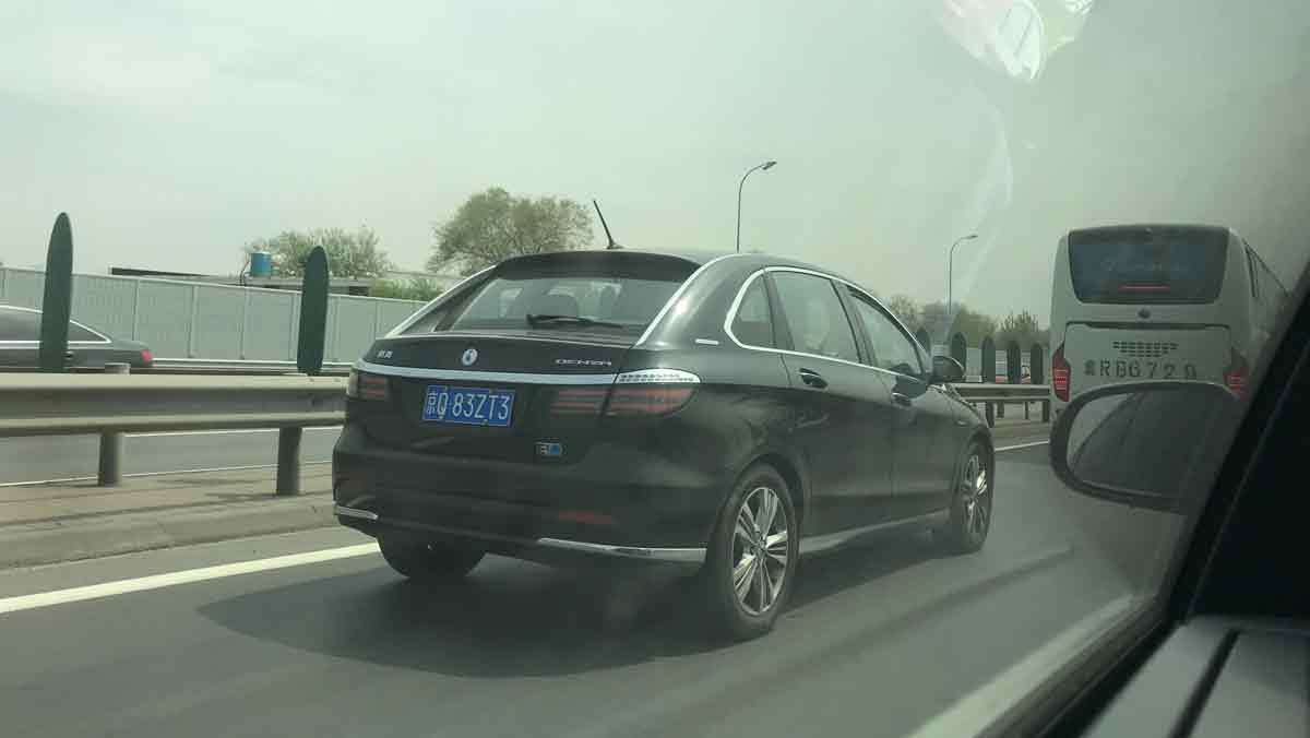 Comprar coche China