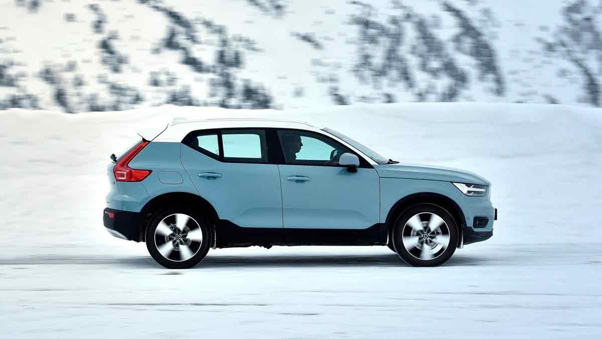 Dinámica Volvo XC40