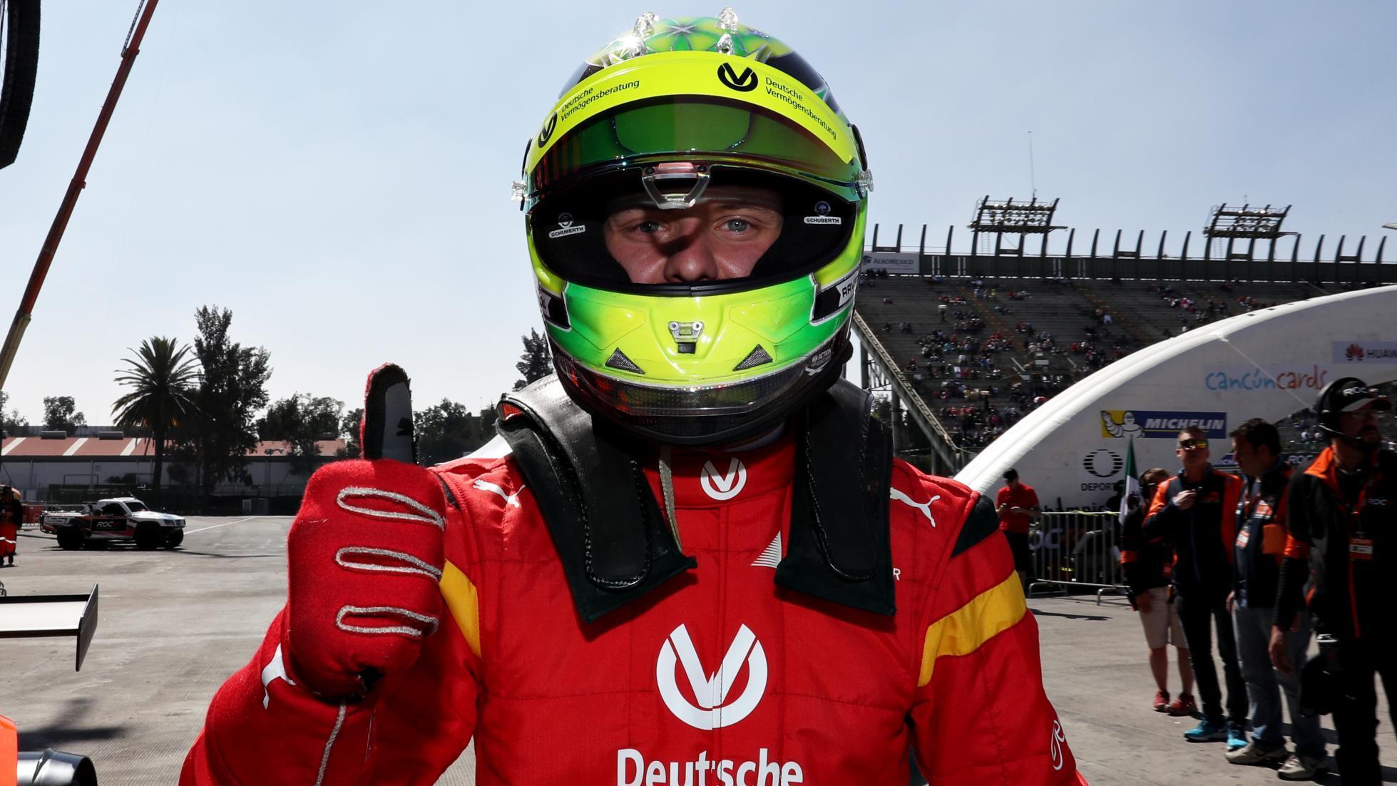 Mick Schumacher Prema