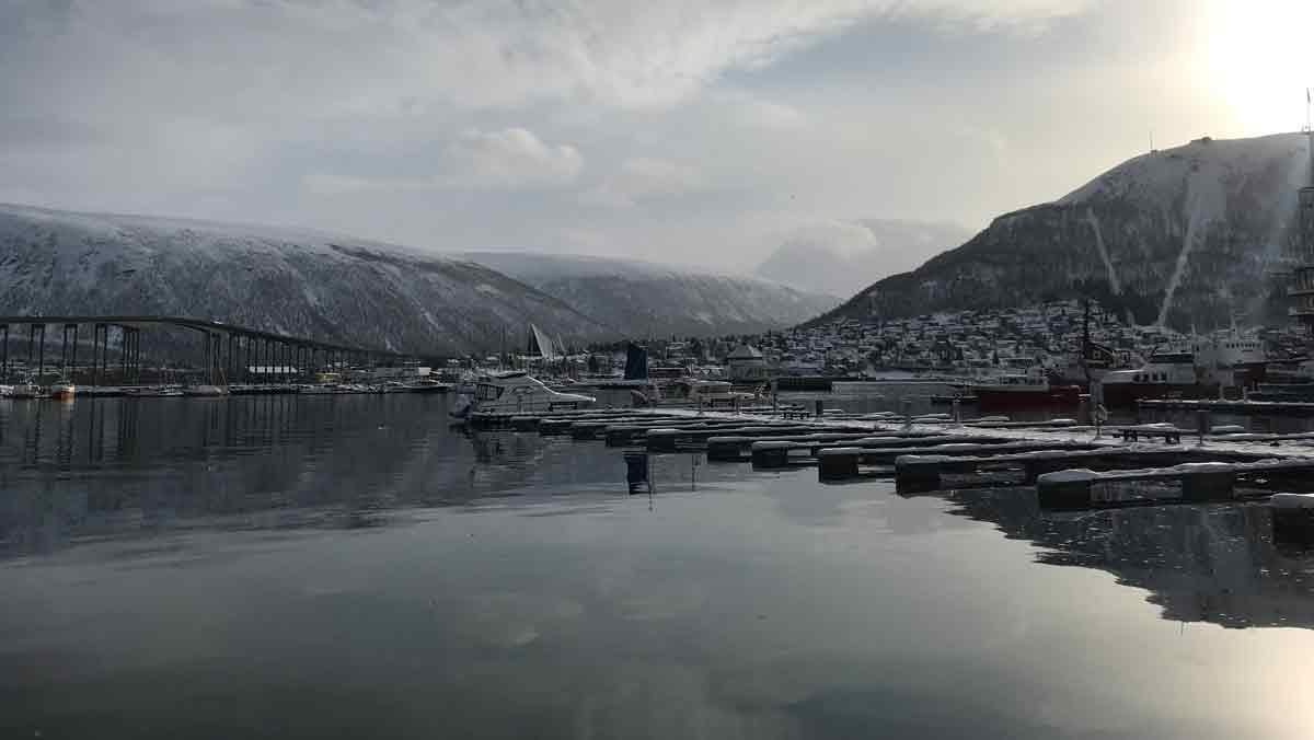 Tromso, Círculo Polar Ártico
