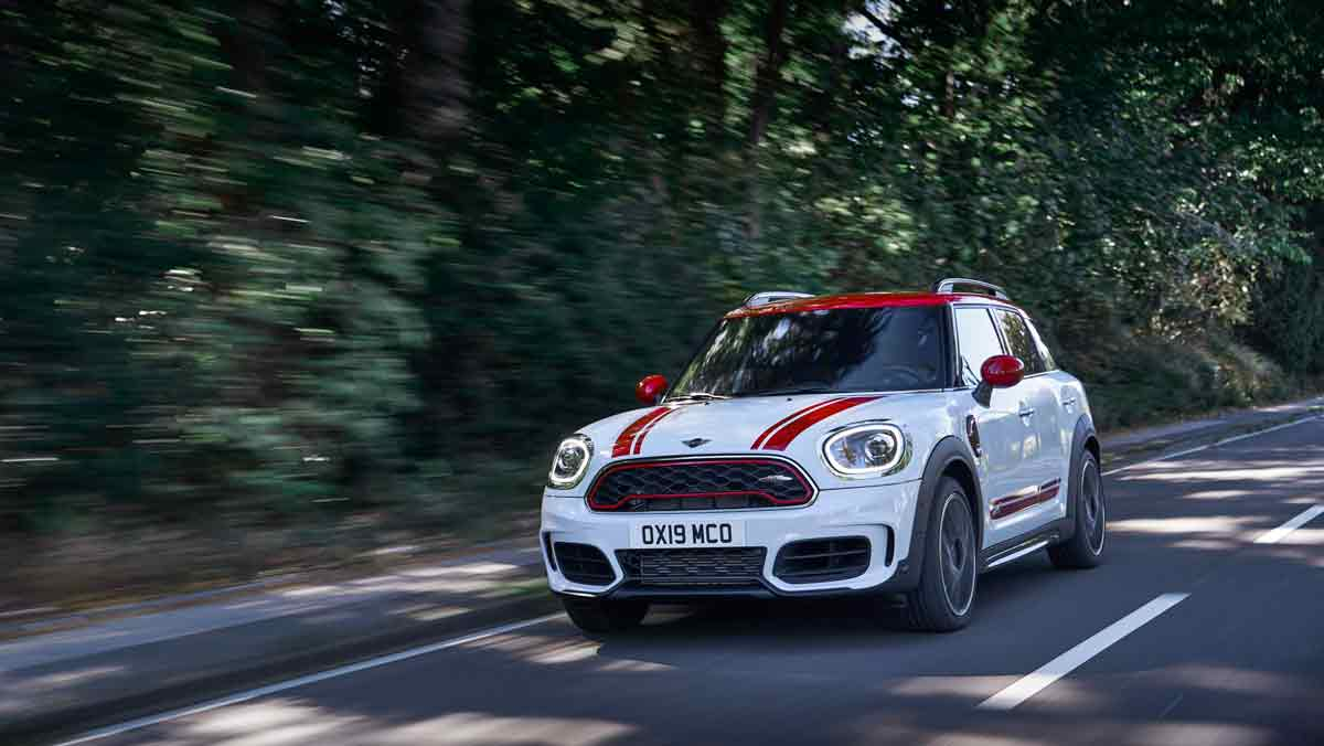 Mini Countryman JCW 2019