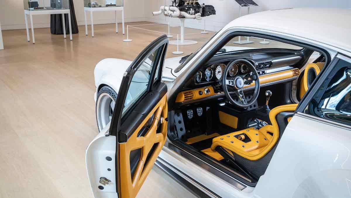Porsche 911 Singer Reimagined