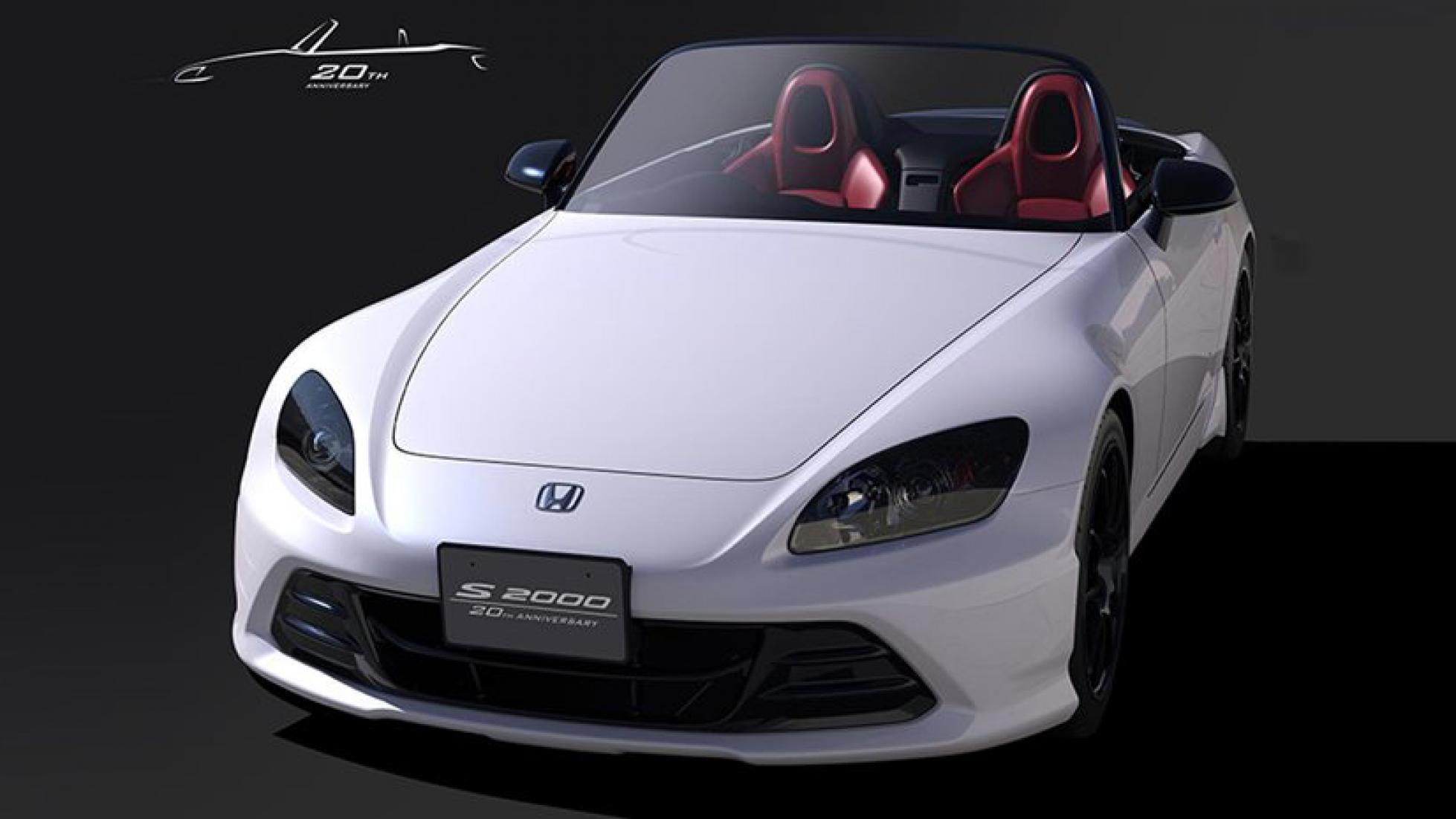 2021 Honda S2000 Redesign