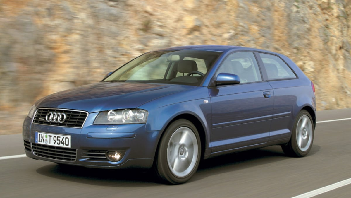 Fue El Audi A3 3 2 El Perfecto Sleeper Topgear Es