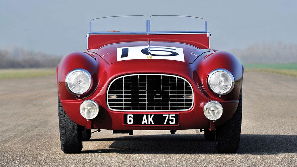 Ferrari 340 America descapotable Le Mans