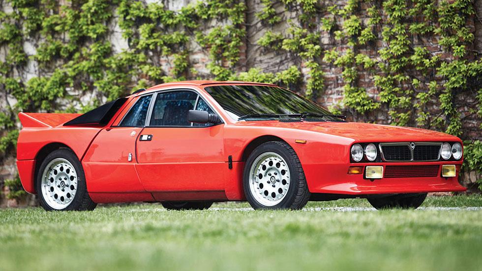 Lancia 037 Stradale Grupo B