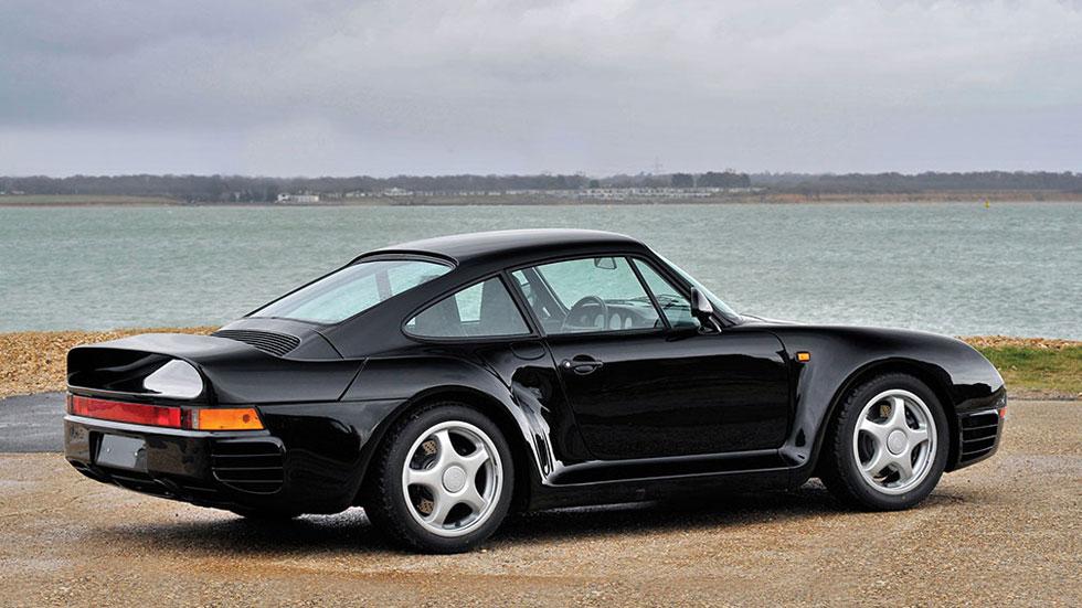 Porsche 959 Komfort Stage 2 negro