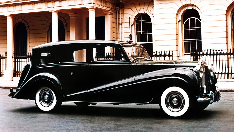 Rolls-Royce Phantom IV - 1950