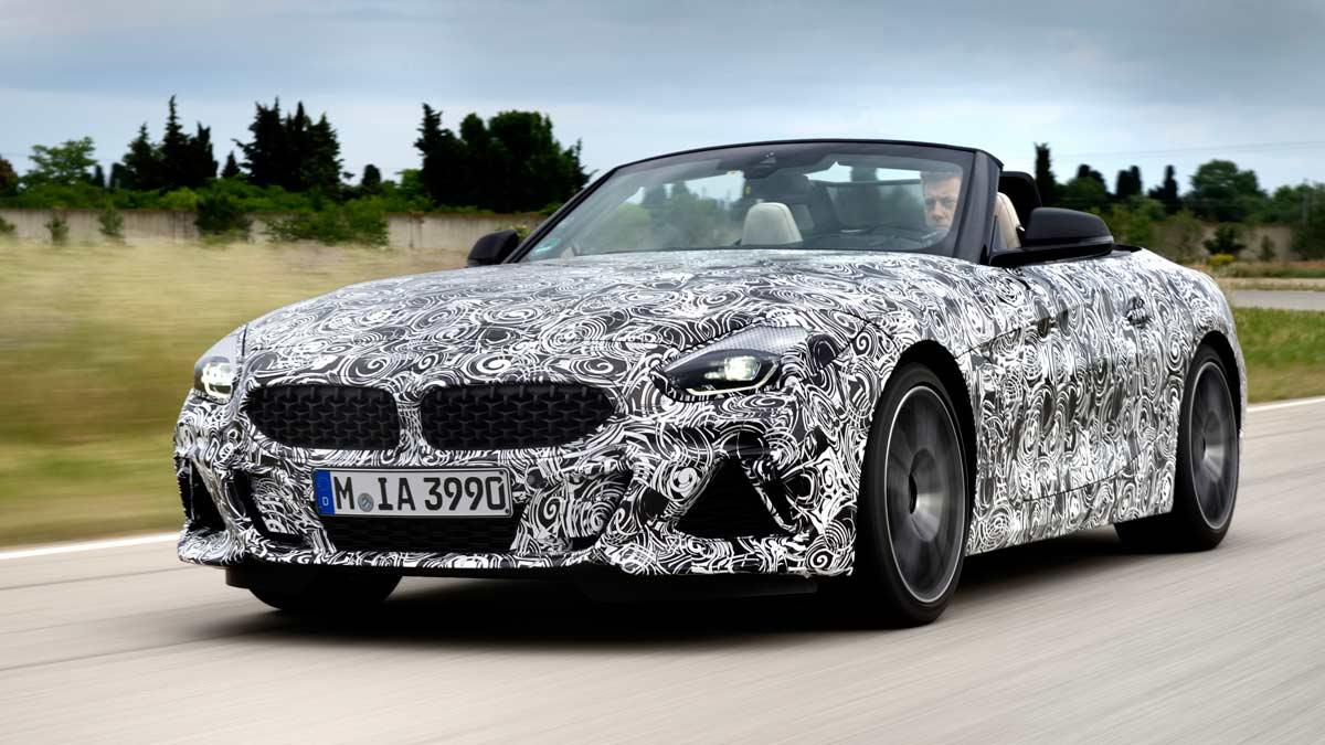 2021 BMW Z4 M Roadster Price and Review