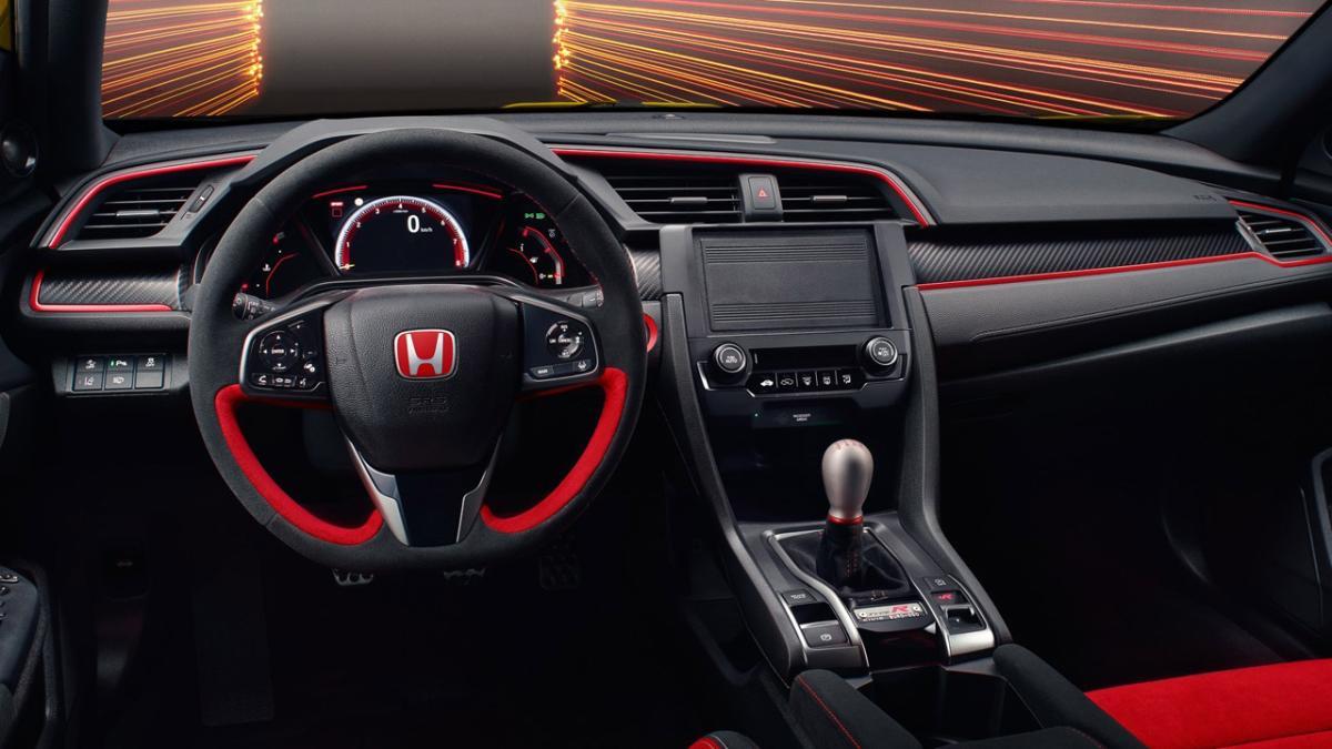 2021 Honda Civic Type R Reviews