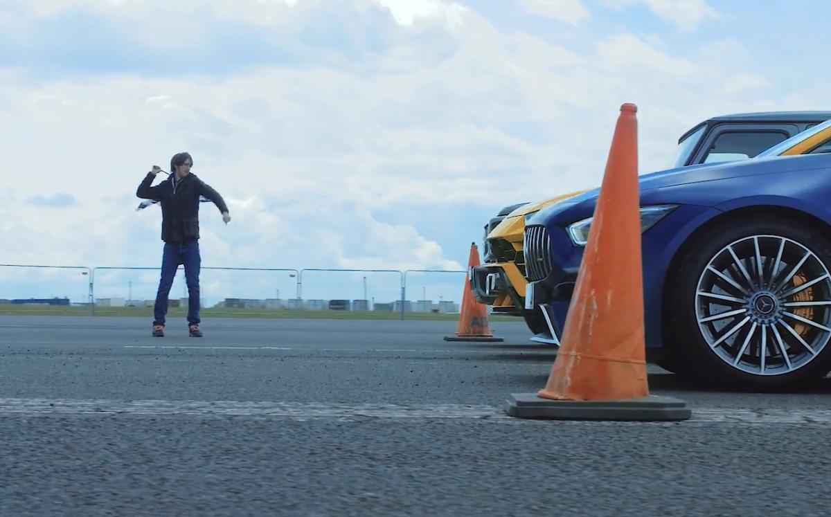 VÍDEO: Lamborghini Urus vs Mercedes-AMG G 63 vs Mercedes-AMG GT 4 puertas, ¿cuál acelera más?