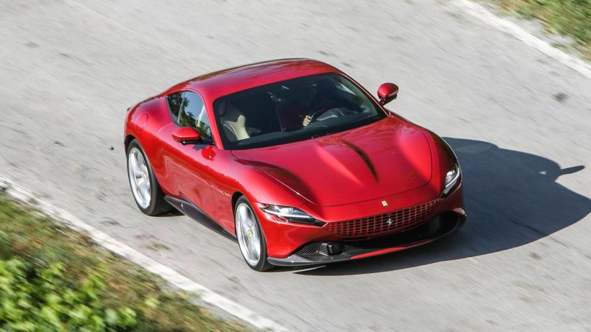 Prueba Del Pequeno Ferrari Roma Como En Los Viejos Tiempos Topgear Es