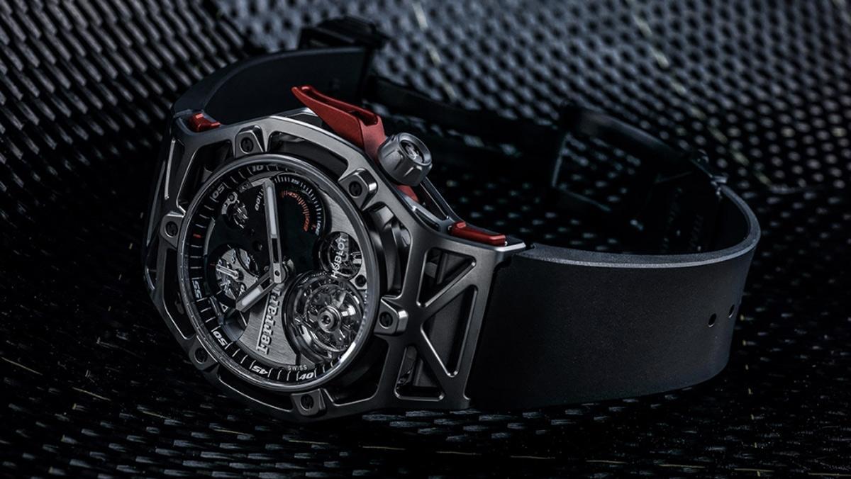 ab44bb90ccaa Un Ferrari para tu muñeca  llega el nuevo reloj de Hublot