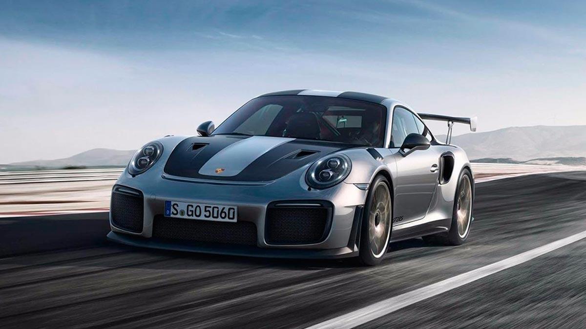 d760c9857ff6 Porsche 911 GT2 RS 2018  ¡el más potente de la Historia!