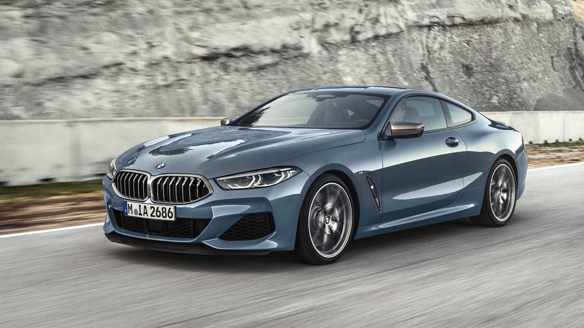 472f178bf Nuevo BMW Serie 8 Coupé: ¡lujo y deportividad caminando de la mano ...