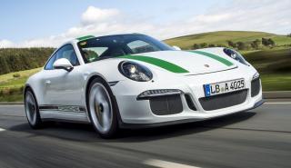 Porsche 911 R (I)
