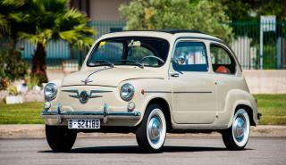 Seat 600 cabrio clásico