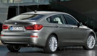 BMW Serie 5 GT