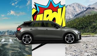 Audi Q2, un coche sin etiquetas