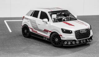 Audi Q2 Deep Learning Concept (I)