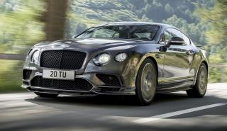 Bentley Continental GT Supersports (I)