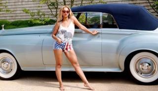 Los coches de Beyoncé
