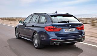 BMW Serie 5 Touring 2017 familiar lujo