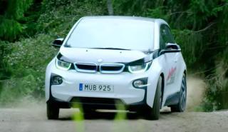¿Un BMW i3 de rallys?