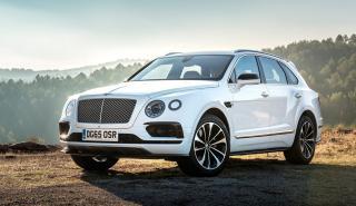 Los SUV más caros: Bentley Bentayga W12 (I)