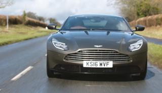 Chris Harris conduce el Aston Martin DB11 (I)
