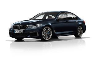 Nuevo BMW M5 xDrive (I)