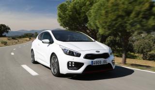 Prueba Kia Proceed GT