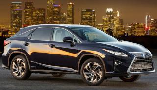 Las 5 claves del Lexus RX