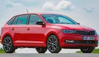 Skoda Rapid Spaceback 2017 familiar compacto