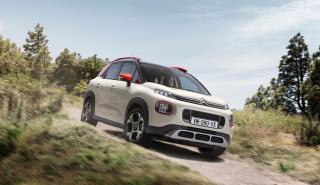 Citroën C3 Aircross offroad