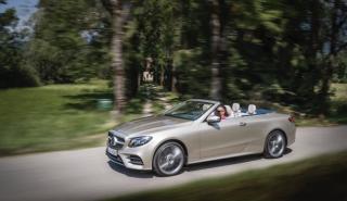 Prueba Mercedes Clase E Cabrio 2017