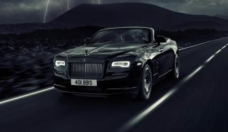 Rolls Royce Dawn Black Badge 2017 (I)