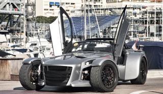 Donkervoort GTO puertas