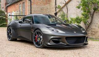 Lotus Evora GT430 deportivo lujo exclusivo radical
