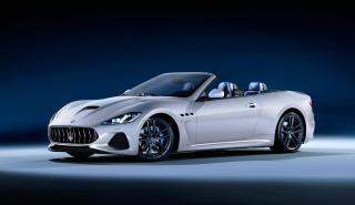 Maserati GranCabrio 2017 descapotable deportivo lujo